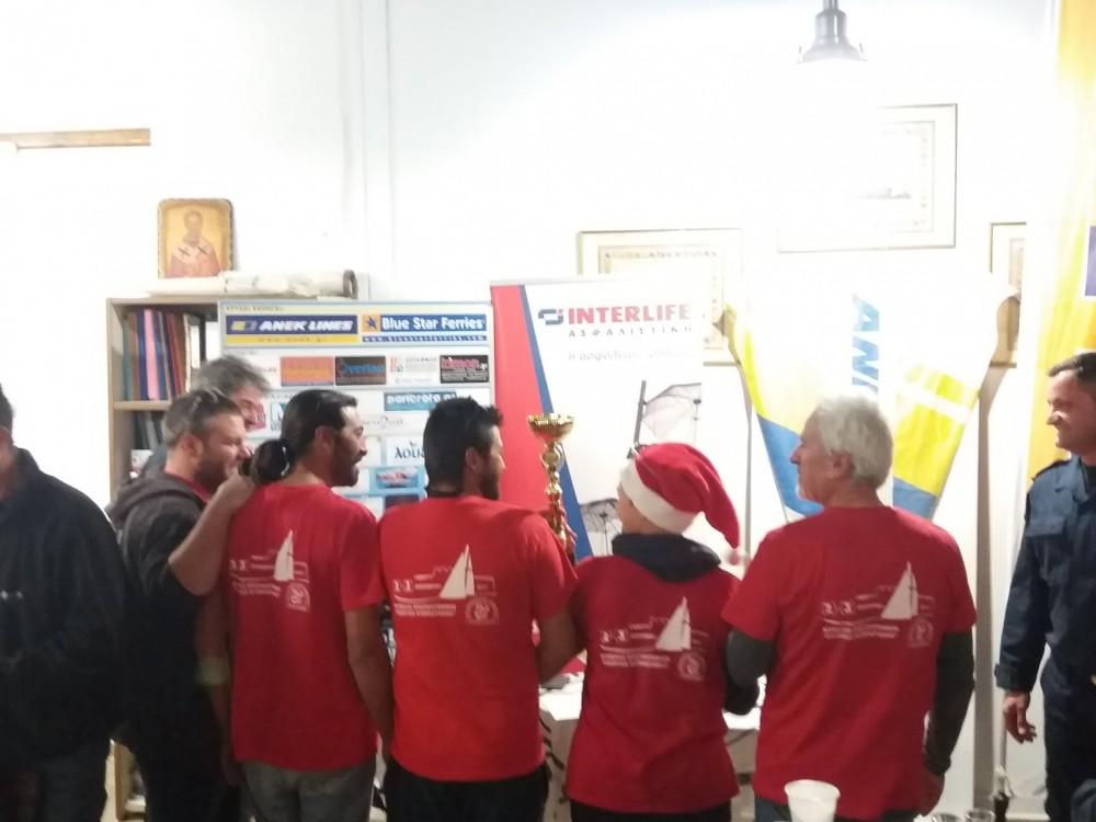 ΔΕΛΤΙΟ ΤΥΠΟΥ Ι.Ο.Ηρακλείου: Κύπελλο Χριστουγέννων 2017